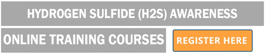 hydrogen sulfide training